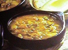 RECETAS DE COMIDA COLOMBIANA: CALDO DE PAJARILLA Colombian Cuisine, Colombian Recipes, Carnitas, Chana Masala, Soups And Stews, Chili, Cooking Recipes, Yummy Food, Dishes