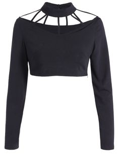 SHARE & Get it FREE | Long Sleeve Choker Crop TopFor Fashion Lovers only:80,000+ Items • New Arrivals Daily Join Zaful: Get YOUR $50 NOW!