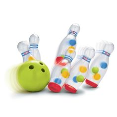Every child will love the Little Tikes Tot Sports Bowling Set! Watch the colorful balls jump and clatter when the pins are knocked over in the Little Tikes Tot Sports . Little Tikes, Fisher Price, Toddler Toys, Kids Toys, Baby Toys, Backyard Games, Lawn Games, Outdoor Toys, Outdoor Play
