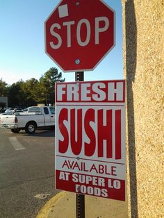 #Memphis Superlo Foods Starts Selling Locally Made (and Good-Tasting) Sushi