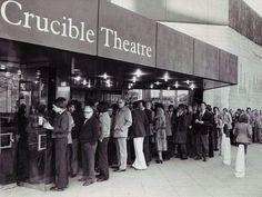 1979 Crucible theatre  Sheffield Sheffield, Theatre, Nostalgia, Entertainment, History, Live, Historia, Theatres, Theater