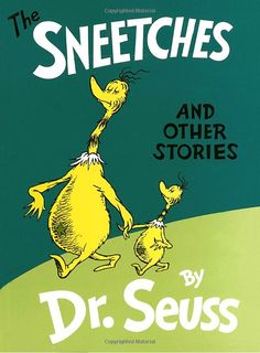 "One of the greatest story books of ALL TIME. Not only did the best dog in the world have the name ""Sneech"" (my dog), but this also holds the pale green pants with nobody inside them. CLASSIC."