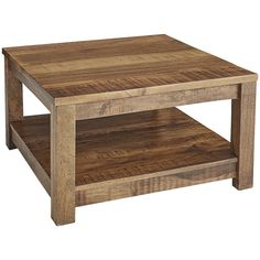 Parsons Java Square Coffee Table-Just Love It:-) Coffee Table Pier 1, Coffee Table Design, Decorating Coffee Tables, Modern Coffee Tables, Rustic Wood Wall Decor, Diy Wood, Rustic Table, Coffee Table Inspiration, Pallet Lounge