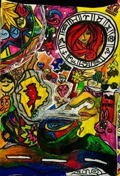Porsche Logo, My Works, Comic Books, Comics, Logos, Drawings, Painting, Art, Art Background
