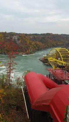 Western New Yorker: Travel Whirlpool Aero Car, Niagara Falls
