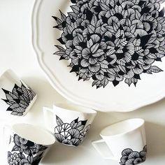 Ceramique decor