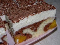 Mamka varí ♥ : DUNAJSKÉ VLNKY Tiramisu, Ethnic Recipes, Food, Bakken, Essen, Meals, Tiramisu Cake, Yemek, Eten