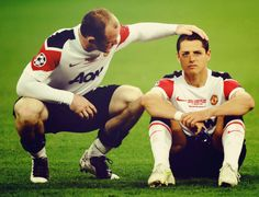 Rooney & Chicharito
