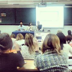 """El hermano David Steindl-Rast dio dos conferencias sobre """"la gratitud y los valores de San Andrés en el mundo actual"""". Miércoles 7 y viernes 9 de agosto de 2013, en nuestro Campus."""
