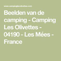 Beelden van de camping - Camping Les Olivettes - 04190 - Les Mées - France