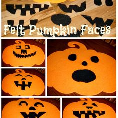 easy pumpkin this will perfect for my 2 year old halloweenfall pinterest craft halloween ideas and activities