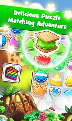 Cookie Jam- screenshot
