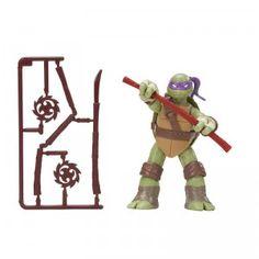 A basic TMNT Donatello action figure.