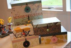 Mine DIY kasser - done deal - Bettina Holst Blog