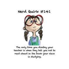 Nerd Quirks ❤ liked on Polyvore featuring nerd
