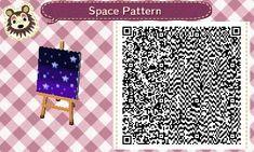 huhu hier habt ihr eine Liste mit schönen QR-Codes! die meisten sind von verschiedenen Animal Crossing Tumblrs.