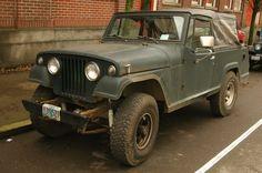 1968 Jeep Jeepster Commando