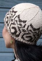 Temple Cats Hat Pattern