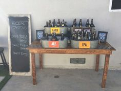 Craft Beer Tasting  Birthday Party Ideas | Photo 1 of 17