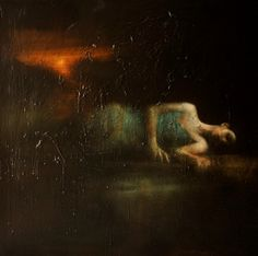 Powerful Contemporary Oil Portraits by Mark Demsteader - My Modern Met