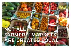 Shopping at the farmers' market is better for the environment, better for our local economy, and better for your wallet. Fast Food Restaurant, Everything Is Awesome, Eating Well, Farmers Market, Equality, Opportunity, Environment, Wellness, Organic