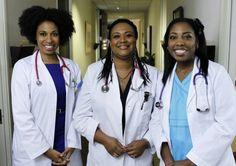 Black Women Fight Stereotypes With #WhatADoctorLooksLike - Dr. Tamika Cross Delta Flight