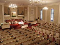Baptist Church Renovation, Pews, Choir Chairs, Flooring   400x300   Jpeg