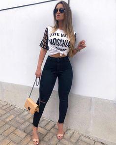 "1,209 curtidas, 9 comentários - Moda Para Meninas (@dicasdemodaofficial) no Instagram: ""Look da noite ✨ {sigam: @procureseulook}"""