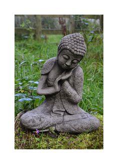 PAGODA Concrete Lantern , 3 Piece Grey/Gray Finish Outdoor Garden Statue |  Lawn U0026 Patio | Pinterest | Garden Statues