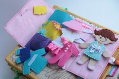 Handmade by mom: Чисто для девочек...))) Или новая страничка из развивающей книжки..)