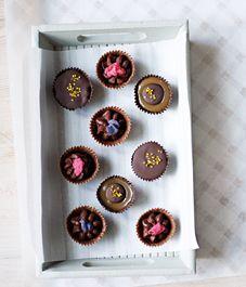 Recipe: Chocolate kisses {PHOTO: Tara Fisher}