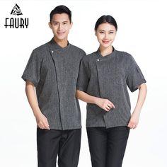 NEW DENNY/'S DINER RESTAURANT UNISEX SERVER SHIRT SIZE SMALL Uniform Top