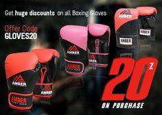 Boxing Gloves - Only at AmbersportUK, 20% OFF. Hurryy! Good quality and reasonable price.Various Boxing Gloves available in all sizes. Order now http://www.ambersport.co.uk