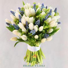 Заказать букет невесты в кирове цены на цветы 8 марта 2014