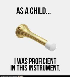 I think I still am proficient, lol!