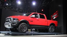 The 2015 Ram 1500 Rebel made its debut at the Detroit auto show on Tuesday. No, it's not a Ford Raptor competitor. Click or tap on the photo to read more.
