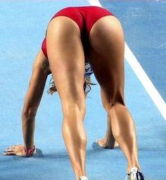 Gymnastics Outfits, Gymnastics Girls, Track Meet, Beautiful Athletes, Body Curves, Sport Body, Girl Running, Athletic Women, Sport Girl