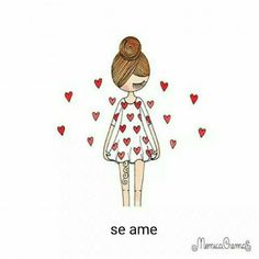 fall in L♥ve Monica Crema, Let's Talk About Love, Heart Art, Illustrations, Cute Dolls, Cute Illustration, Line Drawing, Cute Cartoon, Art Drawings