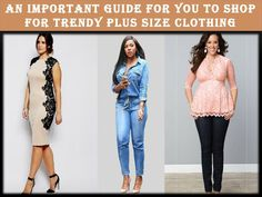 An Important Guide For You To Shop For Trendy Plus Size Clothing Plus Size Boutique Clothing, Trendy Plus Size Clothing, Plus Size Outfits, Shop Now, Capri Pants, Kimono Top, Amazing, Clothes, Shopping