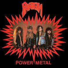 Album cover for Power Metal