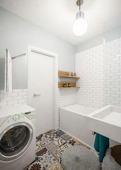 ванная в скандинавском стиле - Поиск в Google