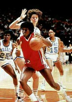 Katrina McClain Johnson, born September 19, 1965 in Charleston, South Carolina, is a retired American basketball player. She played for the University of Georgia, as well as many USA Basketball teams including three Olympic teams. Johnson was inducted into the Women's Basketball Hall of Fameand the Naismith Memorial Basketball Hall of Fame. Johnson was a member of eleven USA basketball teams. She holds several records in international competitions including the USA Olympic record for…