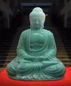Jadeite Buddha