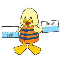 water displacement brainpop jr sink or float lesson ideas rh pinterest com