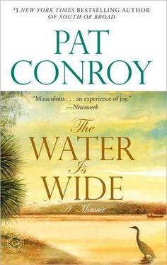 ... the first Pat Conroy novel/movie I remember being filmed in Beaufort, SC.  Inspiring!!