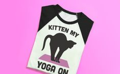 Yoga Collection - Activate Apparel - Page Softball Shirts, My Yoga, Athletic Tank Tops, Stylish, T Shirt, Collection, Tee, Tee Shirt, Baseball T Shirts