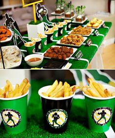 Un cumple para los fans del futbol, rugby, hockey y deportes en general - Sports themed parties