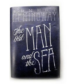 All Things Stylish hemingway the old man and the sea