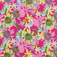 Cotton Exotic 3 - Cotton - pink