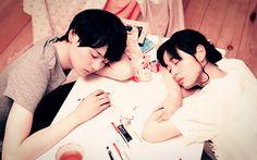 Kotoko and Irie Kun